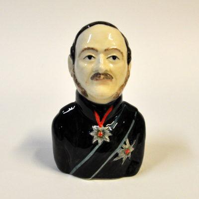 Prince Albert bust money box