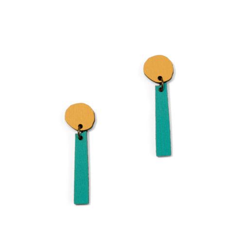 Materia Rica stud earrings forma 33
