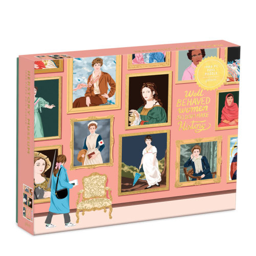 Herstory museum 1,000 piece puzzle
