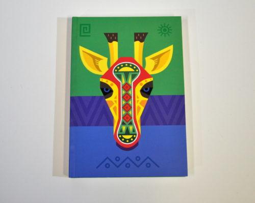 Gerald journal notebook