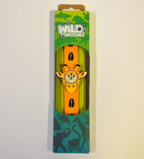 Giraffe snap watch