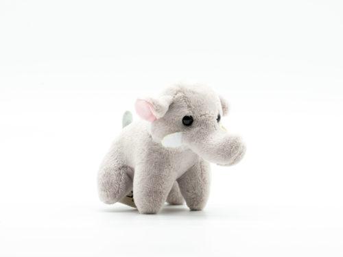 Mini soft elephant