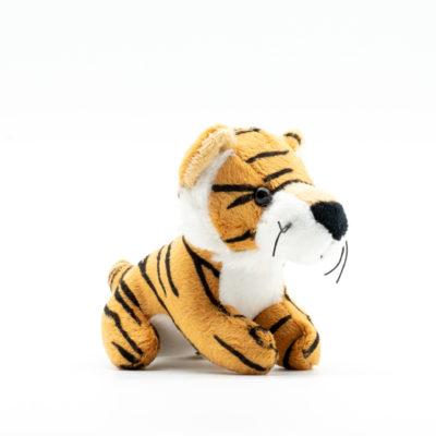 Mini soft tiger