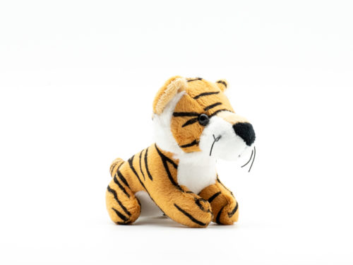 Mini soft tiger