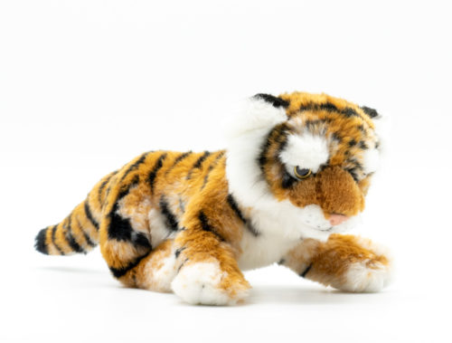 Tiger cub soft toy