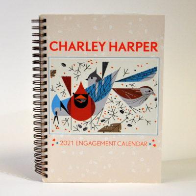 Charley Harper 2021 diary