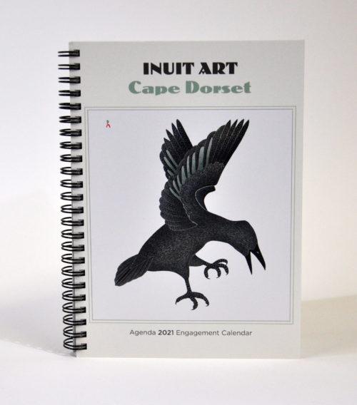 Inuit art: Cape Dorset 2021 diary