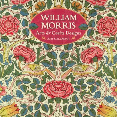 William Morris 2021 calendar