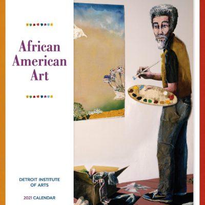 African American art 2021 calendar