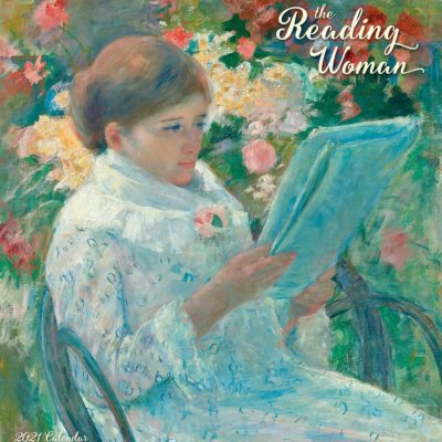 The reading woman 2021 calendar