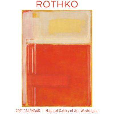 Rothko 2021 mini calendar