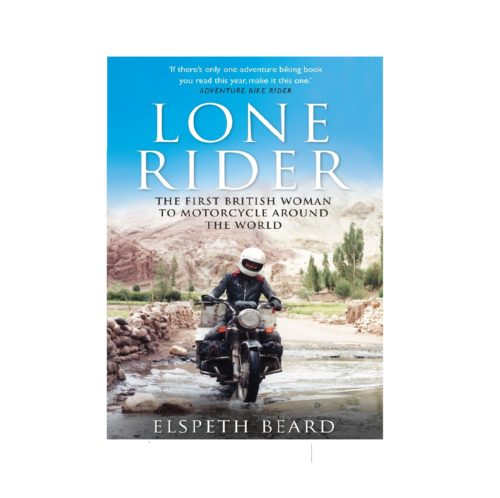 Lone Rider by Elspeth Beard