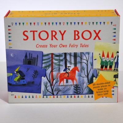 Story box fairy tales