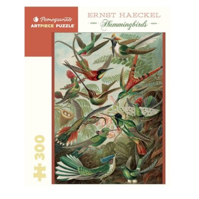 Hummingbirds 300 piece puzzle