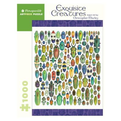 Exquisite creatures 1000 piece puzzle
