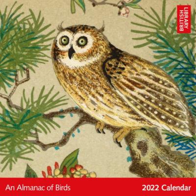 An almanac of birds 2022 calendar