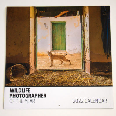 Wildlife Photographer of the Year 2022 calendar
